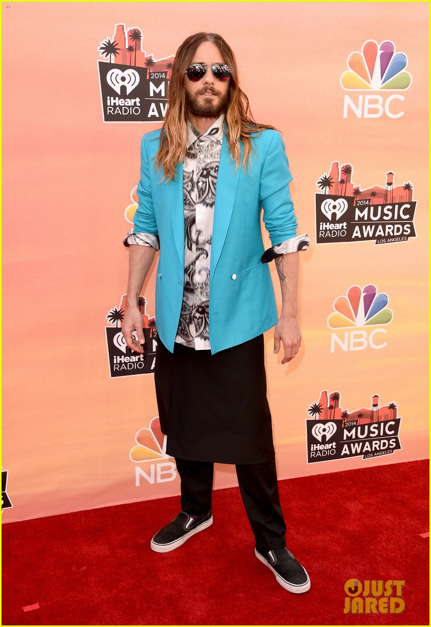 jared leto iheartradio music awards 2014 09