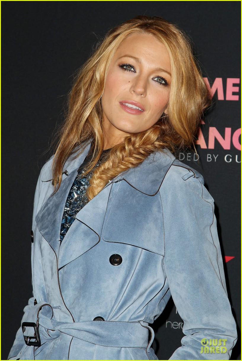 blake lively promote gucci chime for change 15