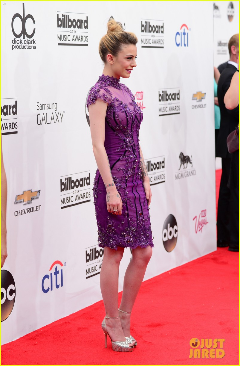 cher lloyd billboard music awards 2014 red carpet 053116755
