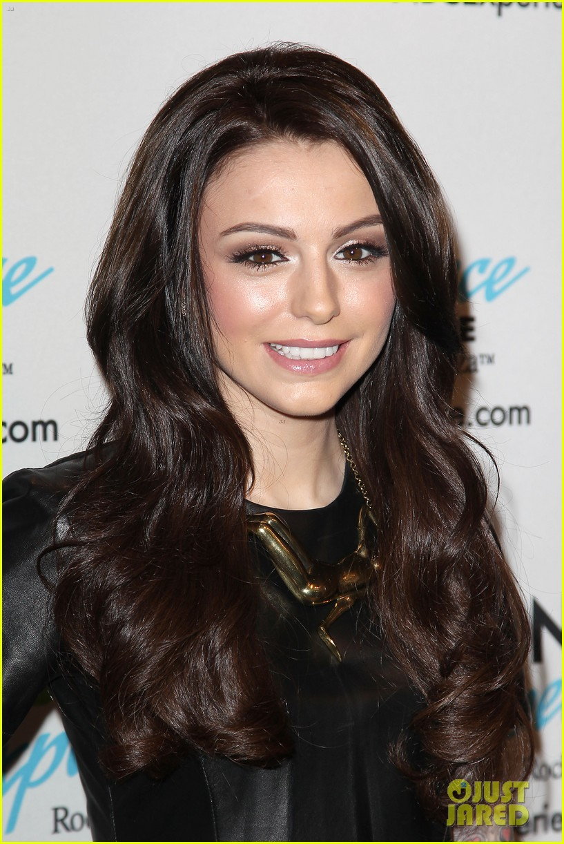 cher lloyd celebrates sorry im late album release in nyc 07