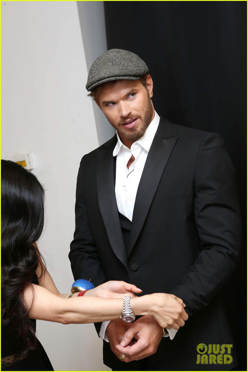 kellan lutz cannes break relax pool 07