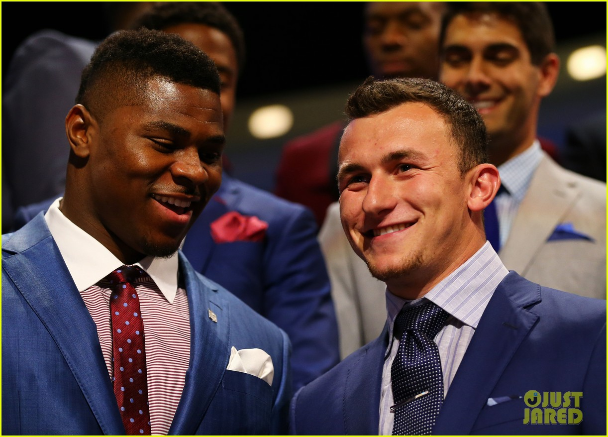 johnny manziel gets picked 22nd in nfl draft 113109025