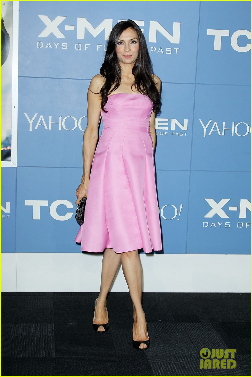 james marsden famke janssen x men premiere 023110642