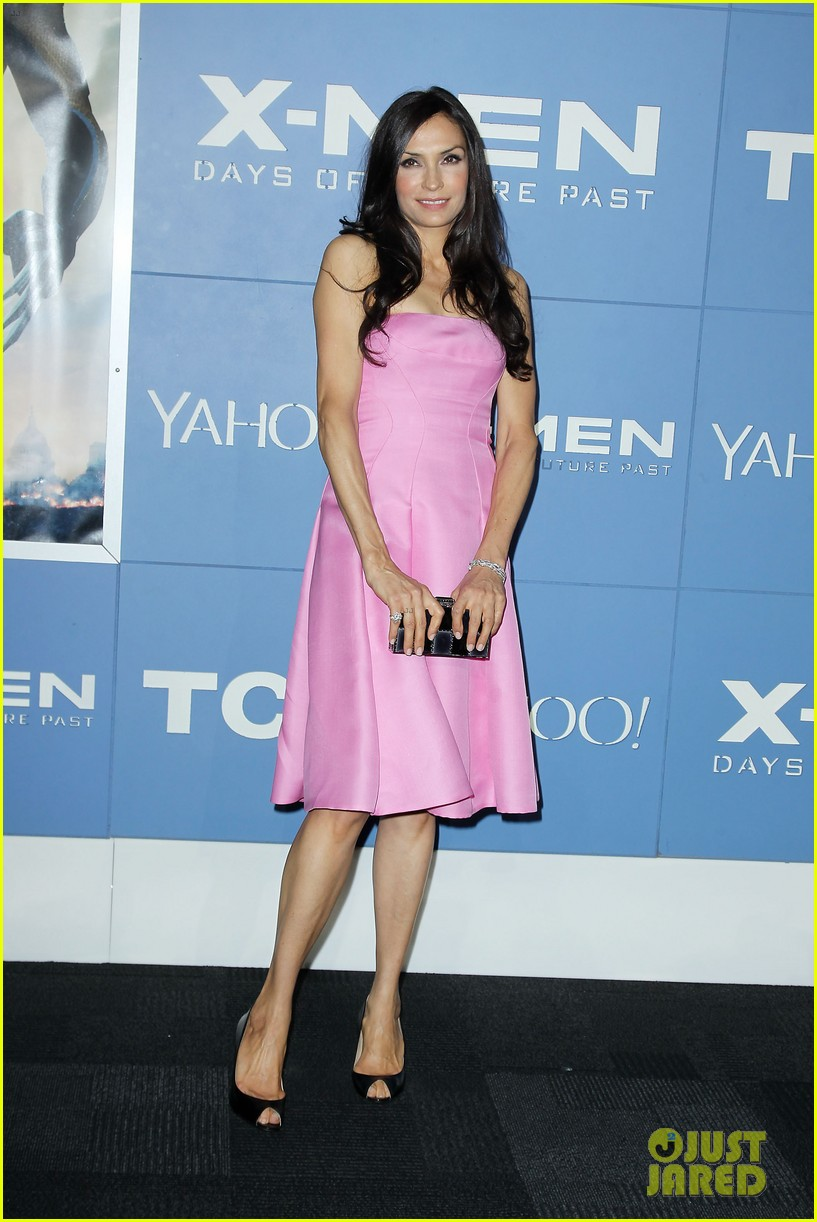 james marsden famke janssen x men premiere 09