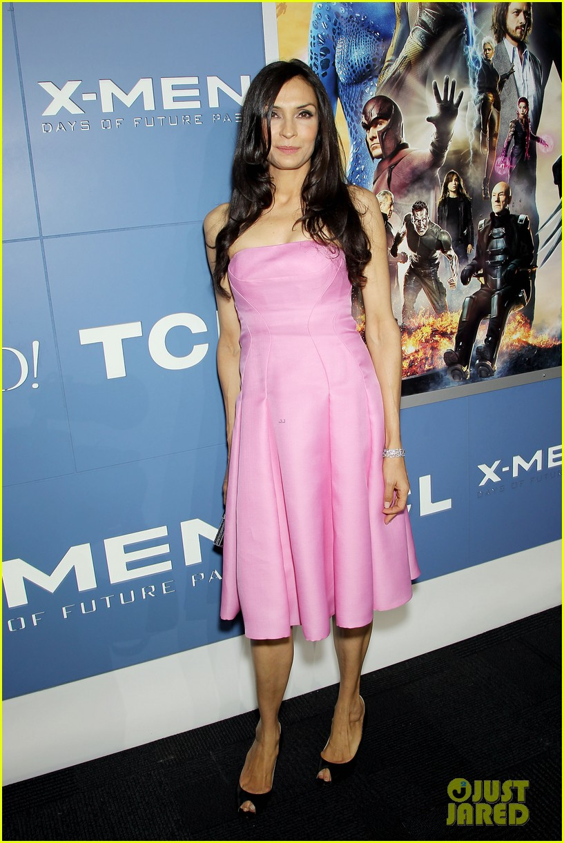 james marsden famke janssen x men premiere 393110679