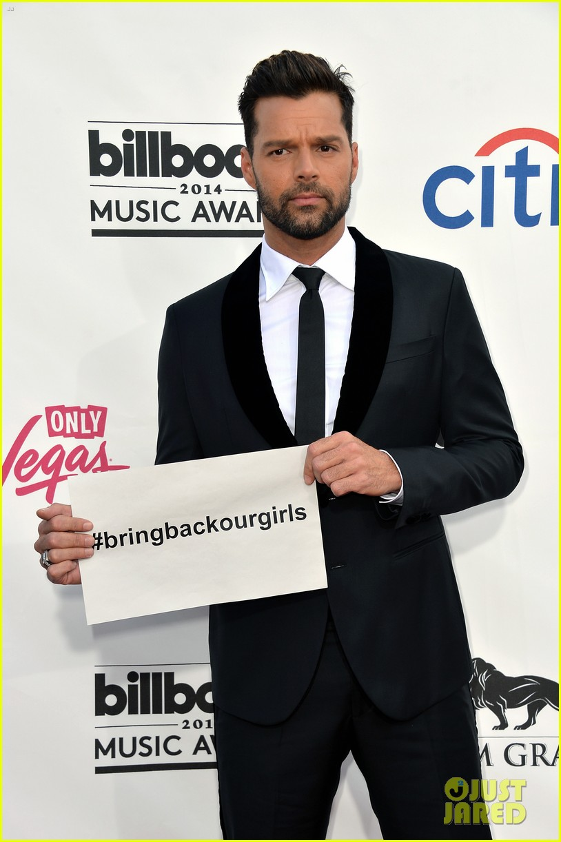 ricky martin calvin harris billboard music awards 2014 10