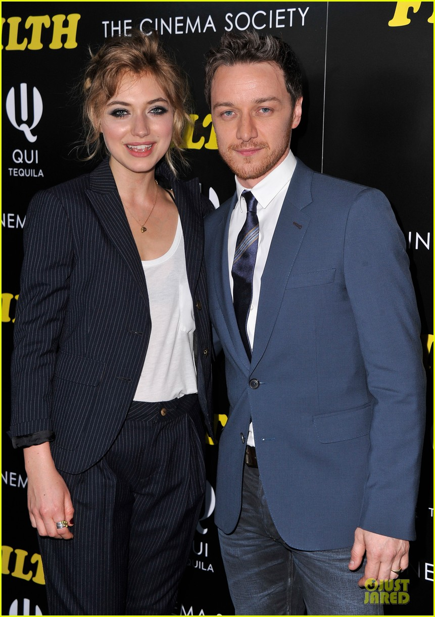 james mcavoy imogen poots filth screening 023117965
