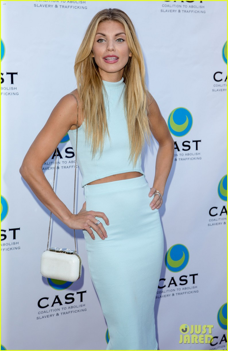 annalynne mccord makes public appearance at slavery to freedom gala 07