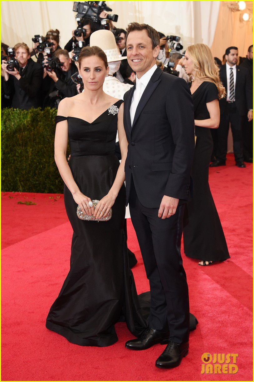 seth meyers brings wife alexi ashe to met ball 2014 01