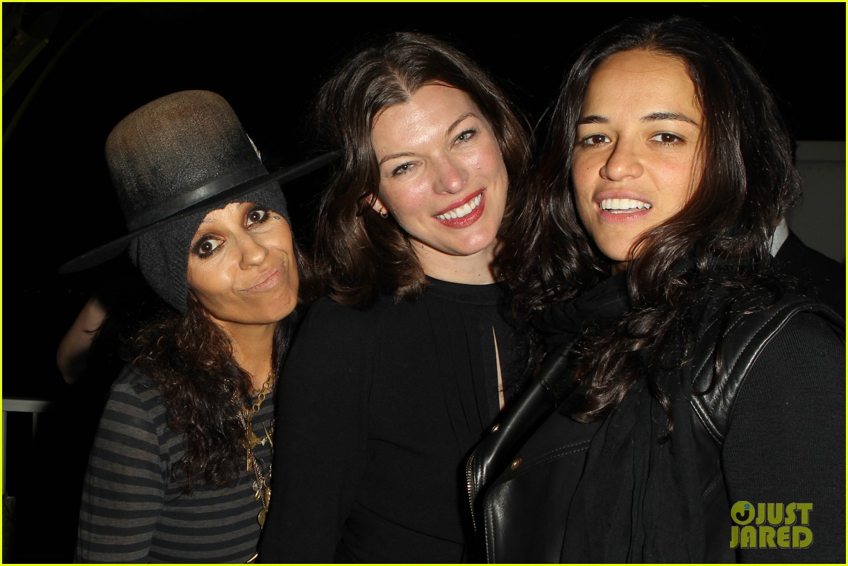 milla jovovich michelle rodriguez evening with women event 133110859