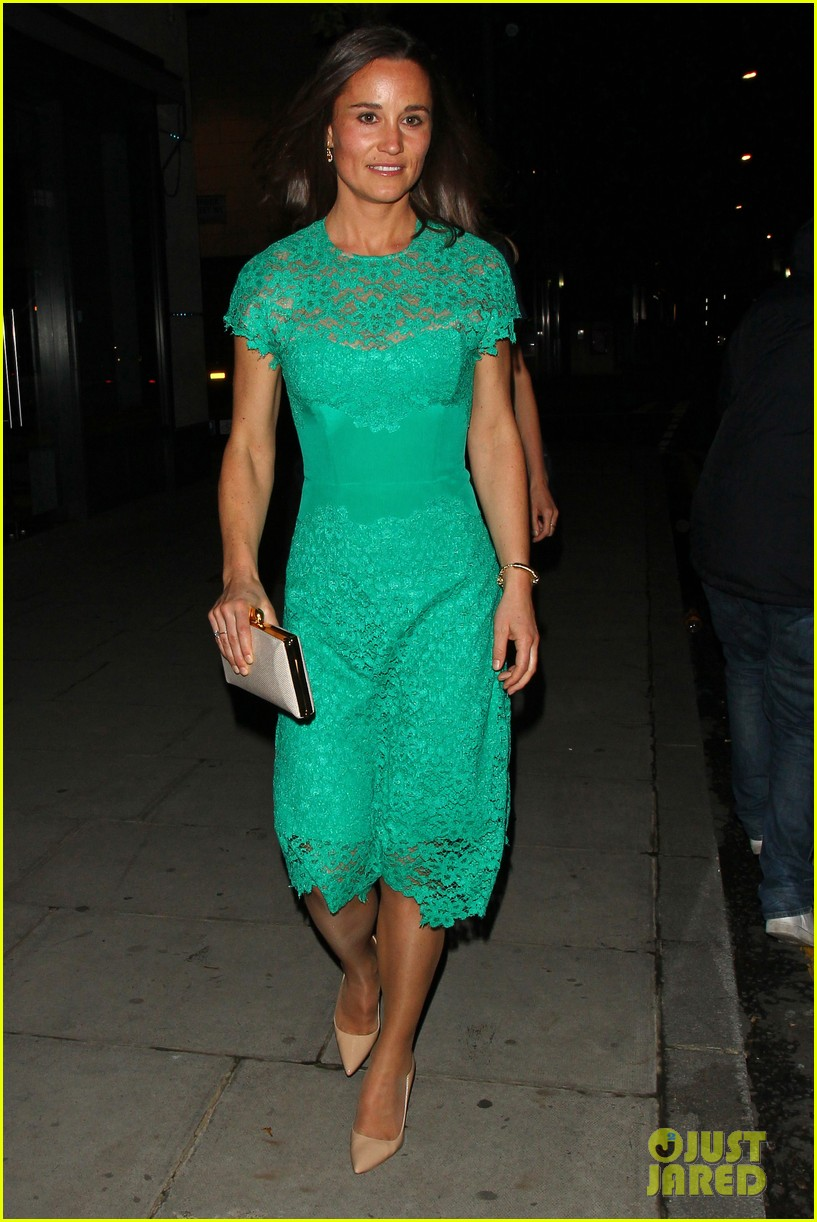 is pippa middletons butt real 013109176