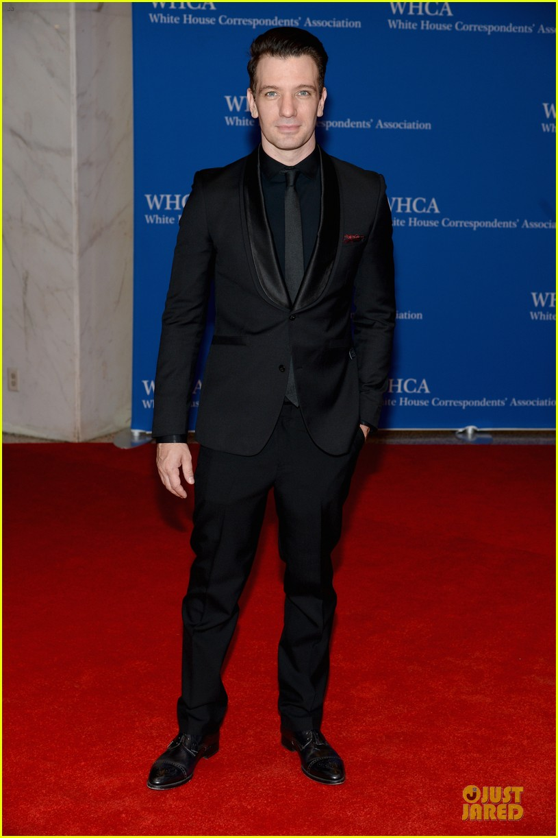 matthew morrison renee puente white house correspondents dinner 2014 03
