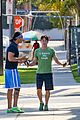 stephen moyer takes his workout to the streets 06