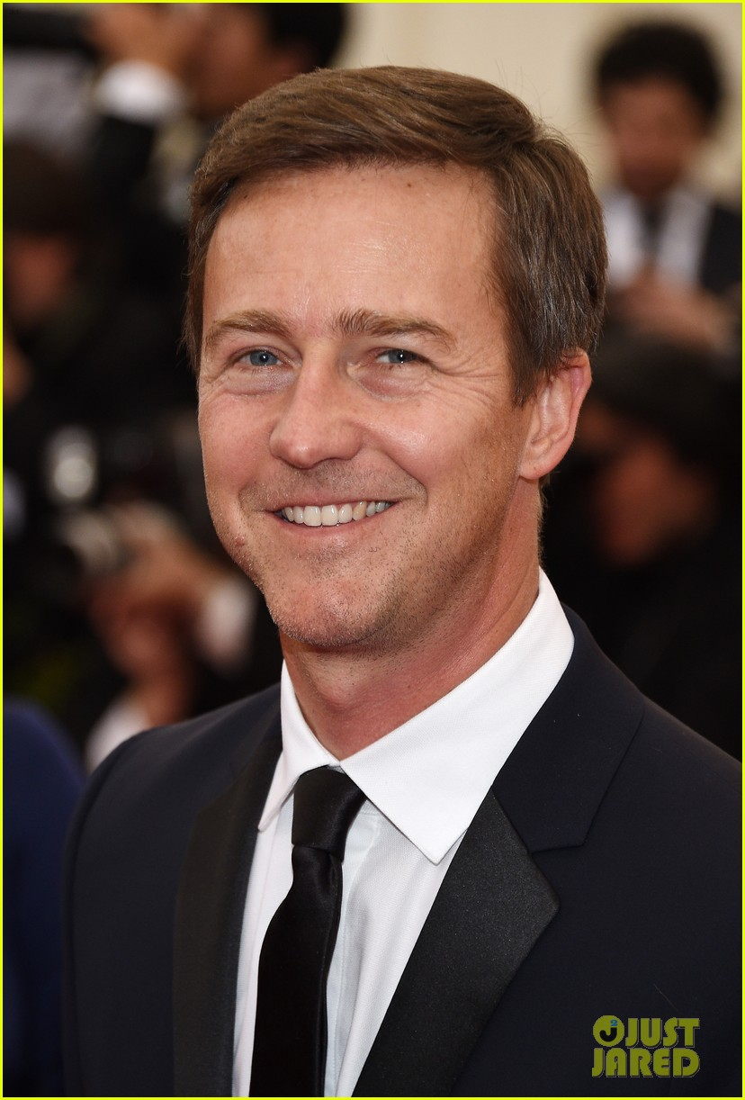 edward burns edward norton met ball 2014 043106692