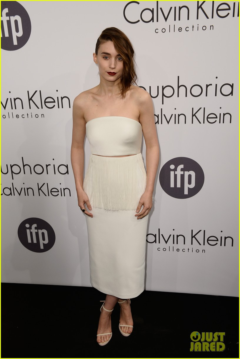 lupita nyongo rooney mara party with calvin klein at cannes 15