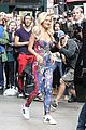 rita ora blooming floral statement in soho 12