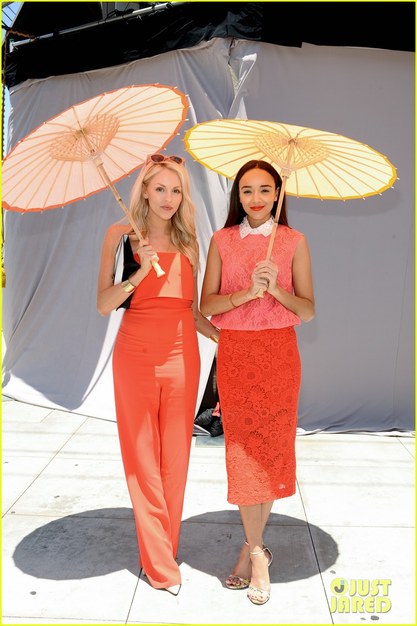 ashley madekwe ahna oreilly monique lhuillier fashion show 18