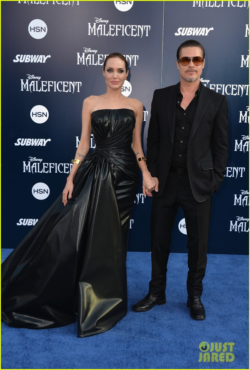 maddox jolie pitt looks so dapper in his suit at maleficent premiere 18