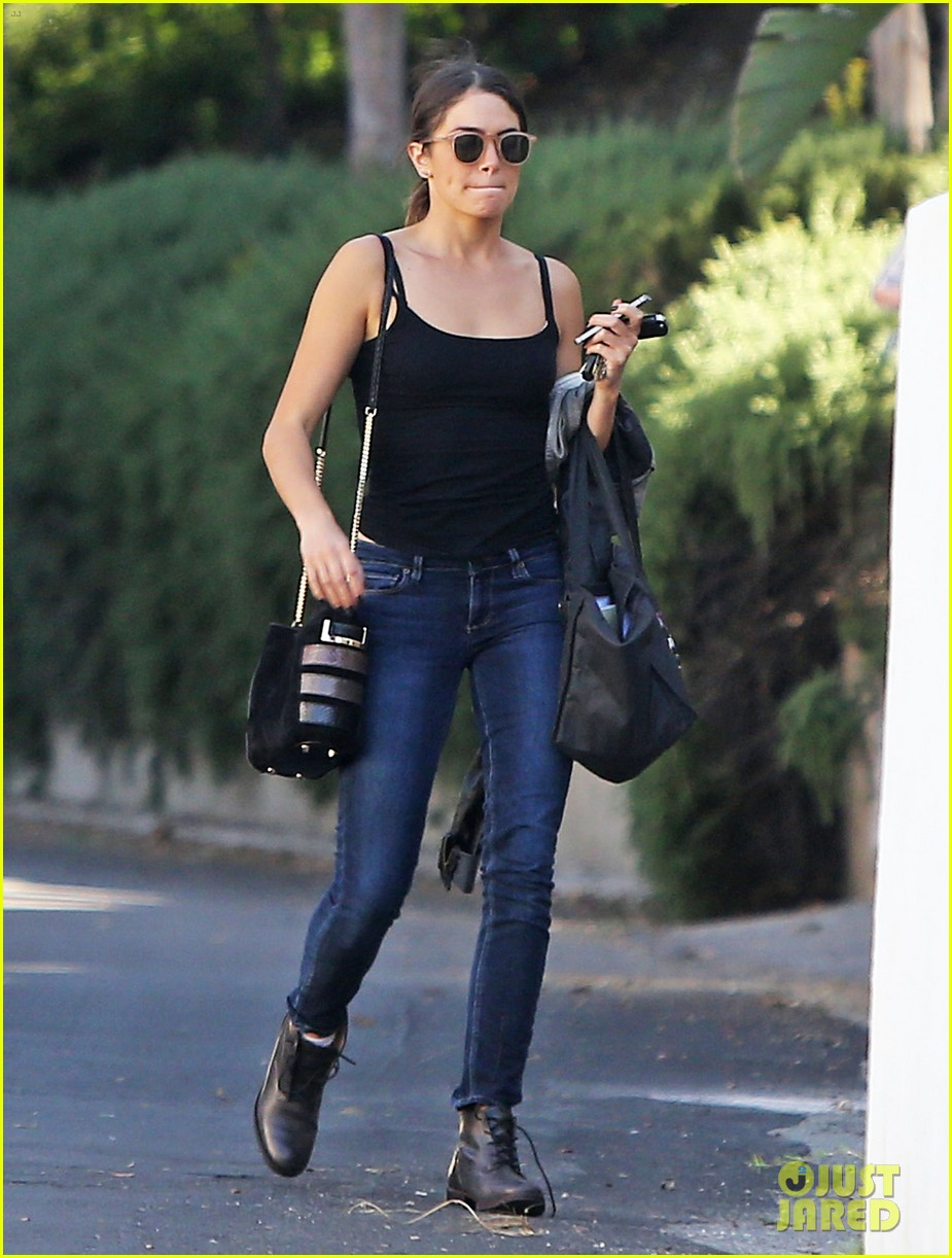 nikki reed steps out after derek hough hookup rumors 083102720
