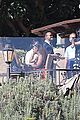 rihanna spends mothers day with family at malibu mansion 11