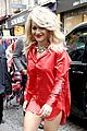 rita ora red bombshell paris 35
