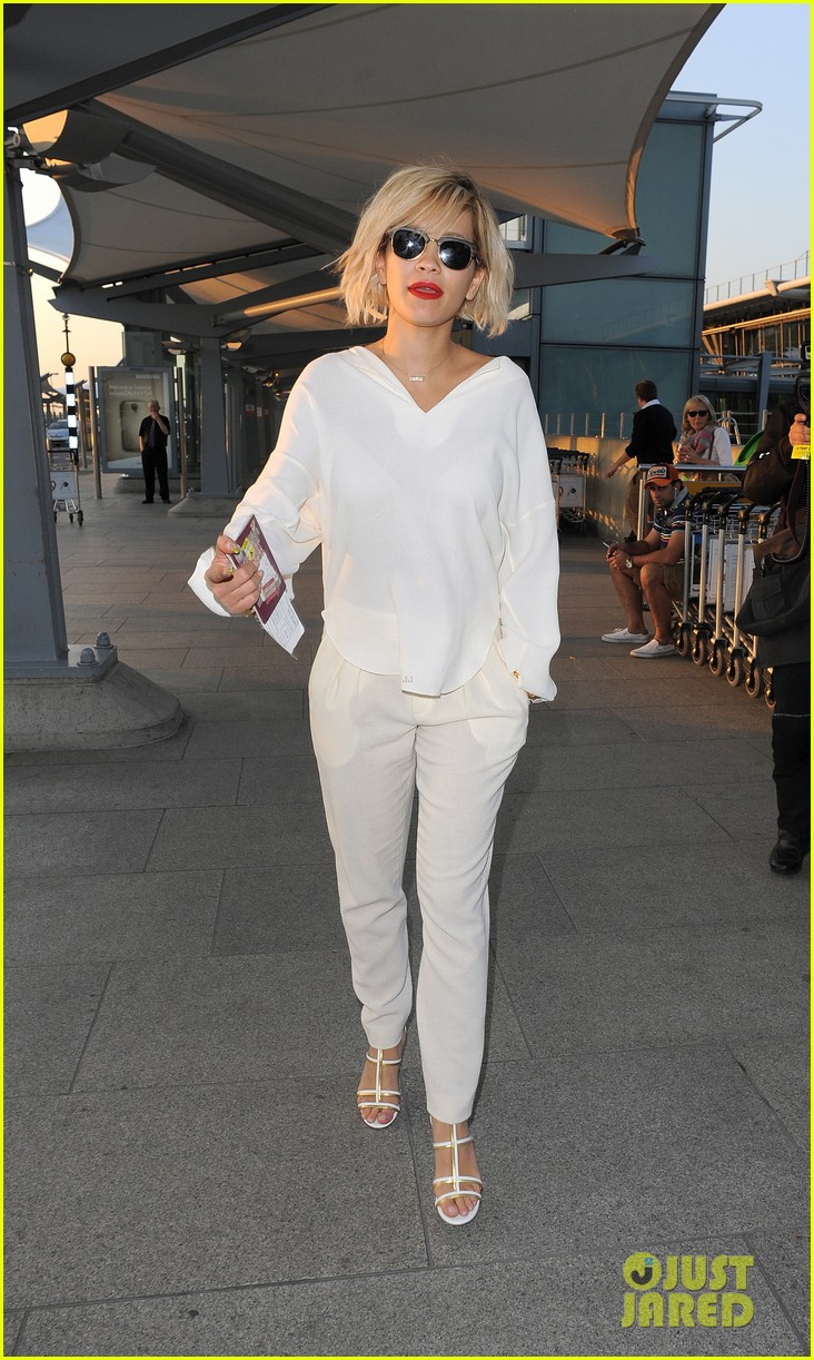 rita ora yacht cannes belvedere london 113115921