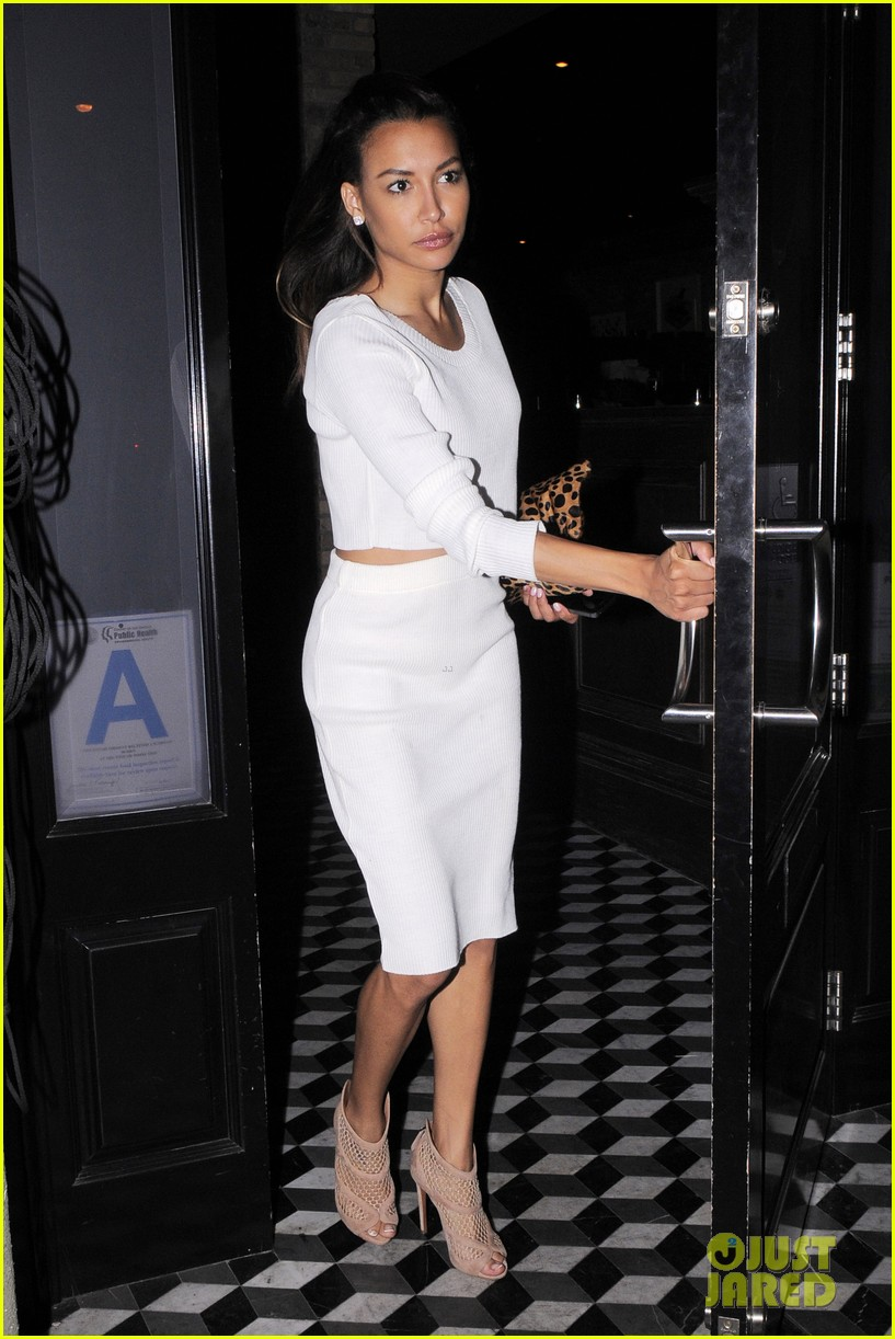 naya rivera dinner out craigs 033124677