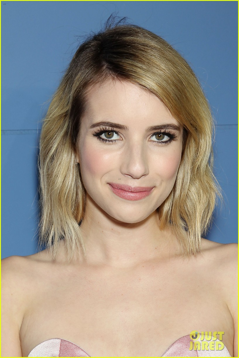 emma roberts evan peters x men premiere 27