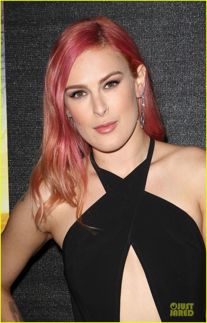 rumer willis odd way premiere 063125104