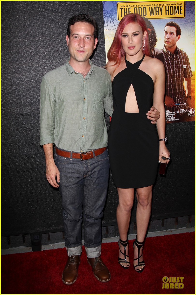 rumer willis odd way premiere 113125109