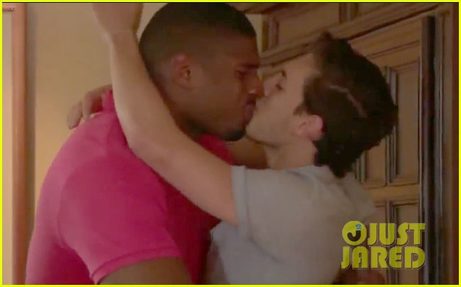 michael sam boyfriend kiss after he gets drafted 02
