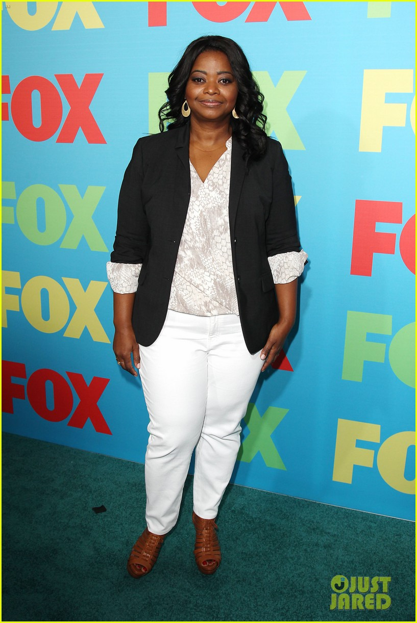 octavia spencer attends fox upfront after insurgent casting 14