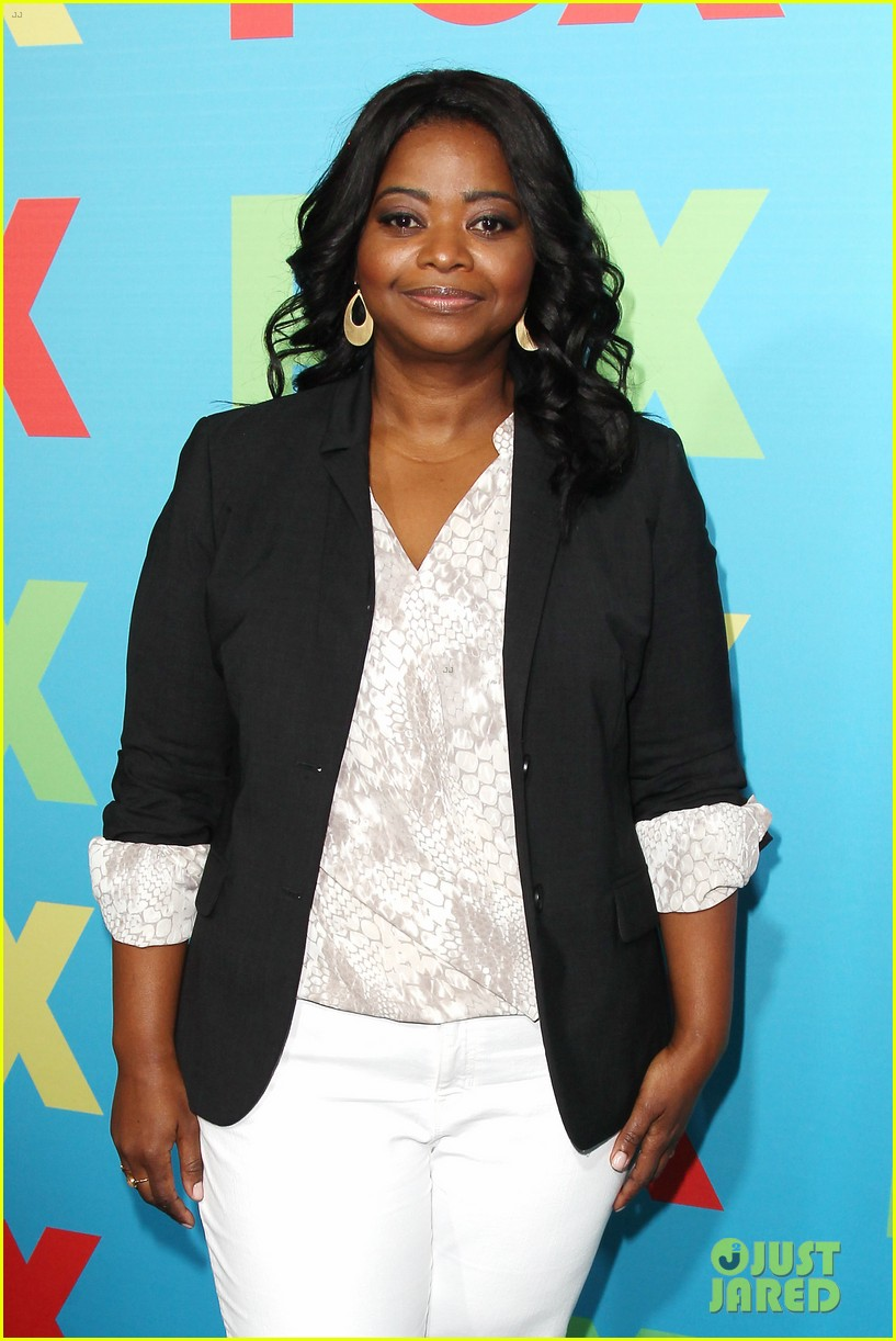octavia spencer attends fox upfront after insurgent casting 26