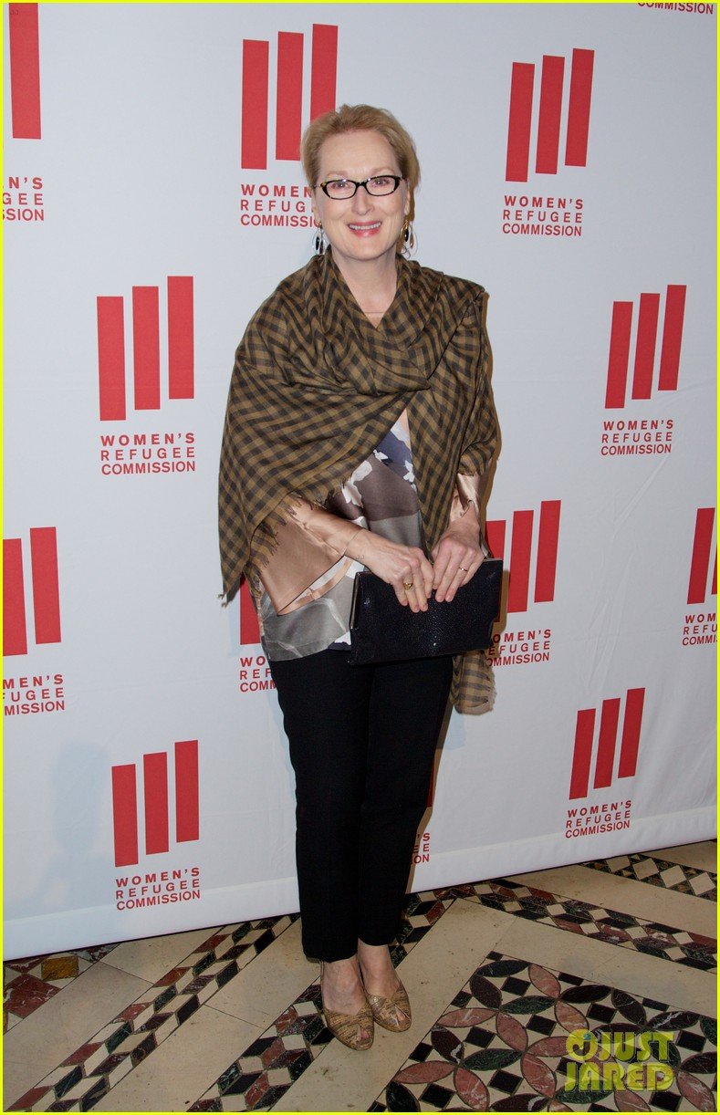 meryl streep voices of courage awards 073103105