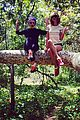 taylor swift climbs trees with kelly osbourne 03