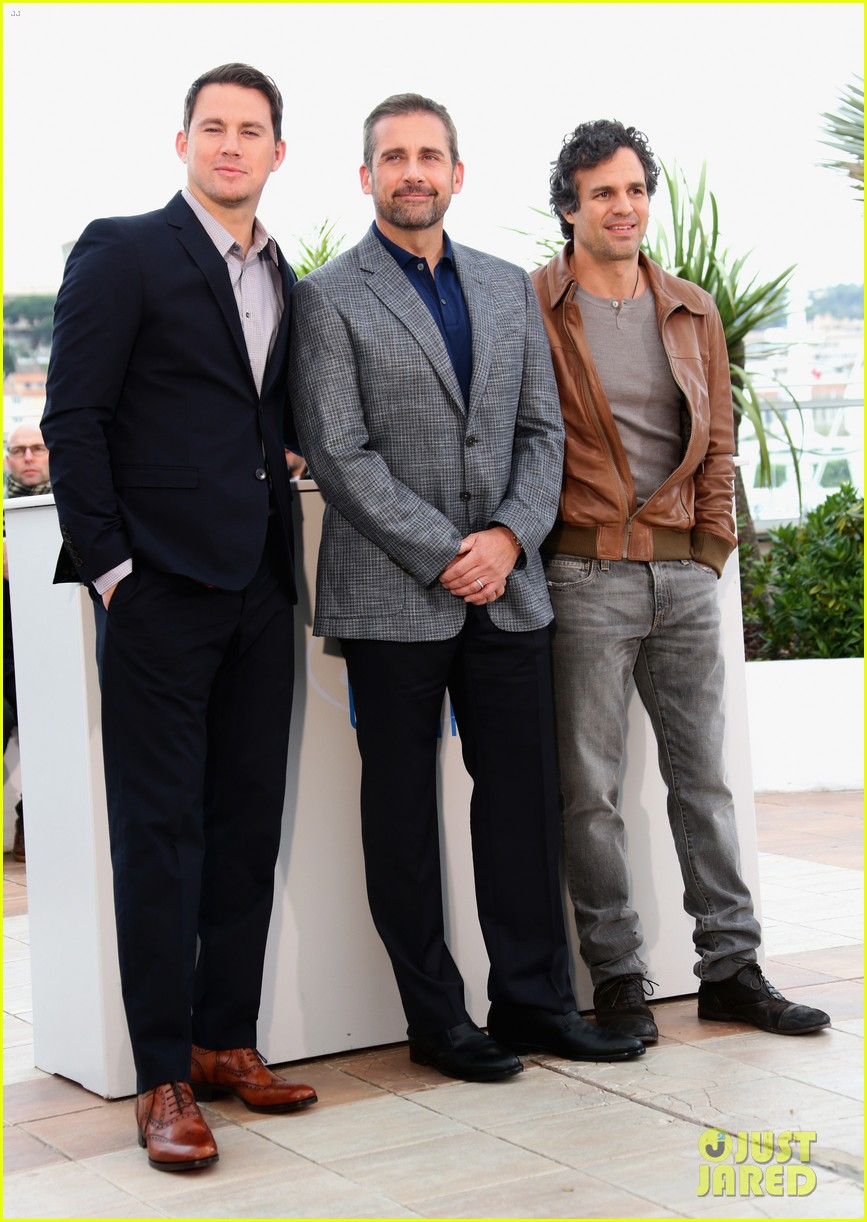 channing tatum foxcatcher cannes photo call 013117319