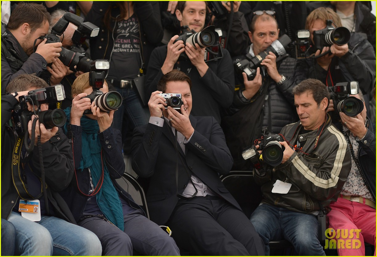 channing tatum foxcatcher cannes photo call 11