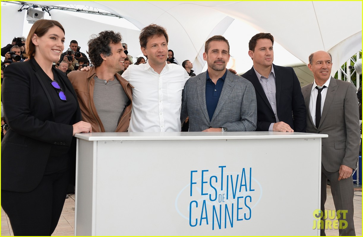 channing tatum foxcatcher cannes photo call 14