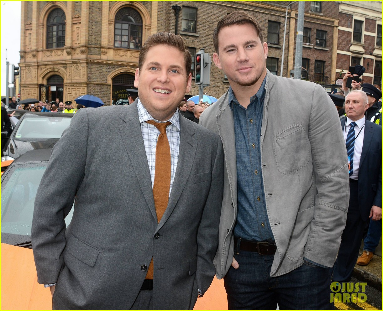 channing tatum jonah hill receive bram stoker awards from trinity college 01