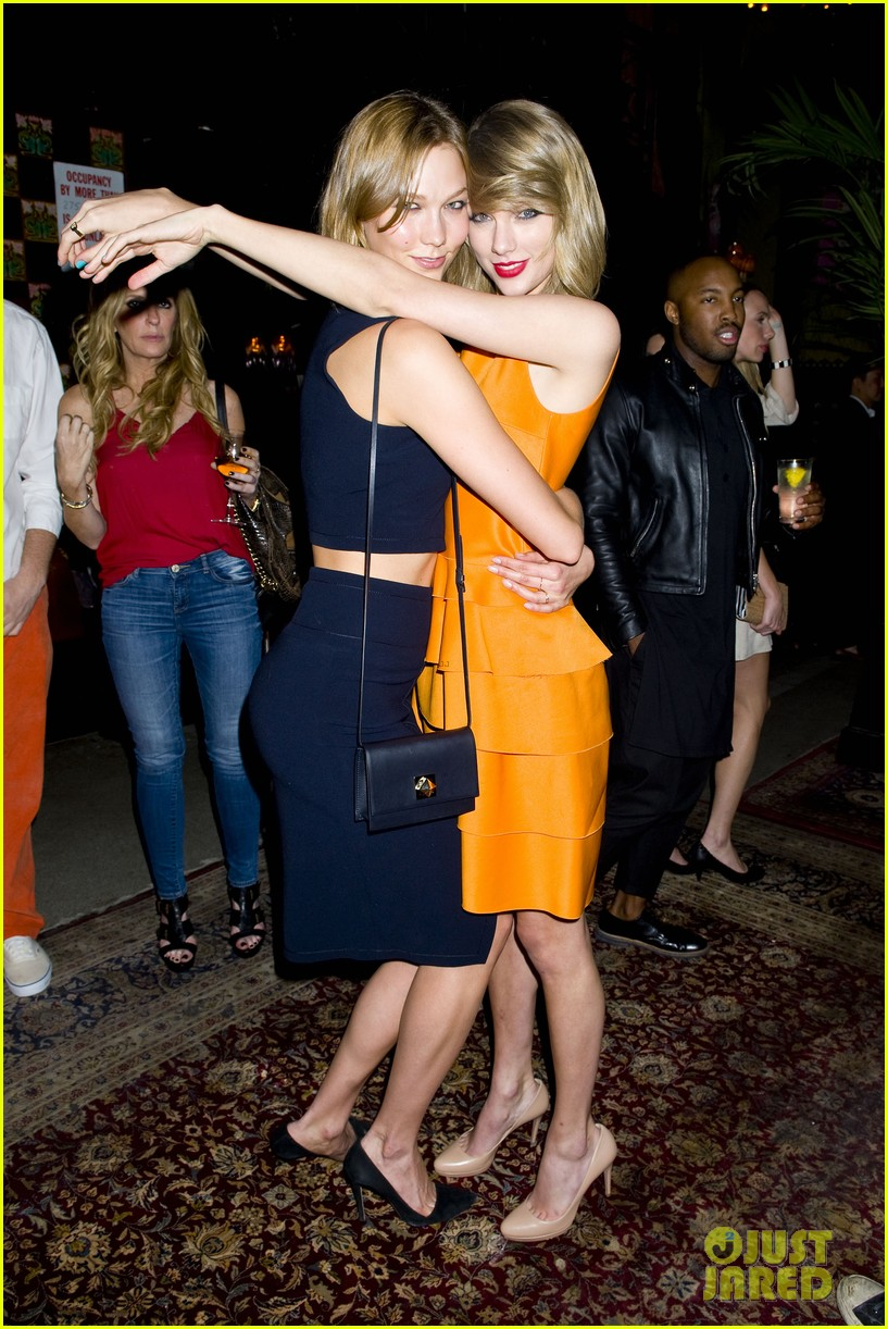 taylor swift karlie kloss harry josh harrysparty 063105038