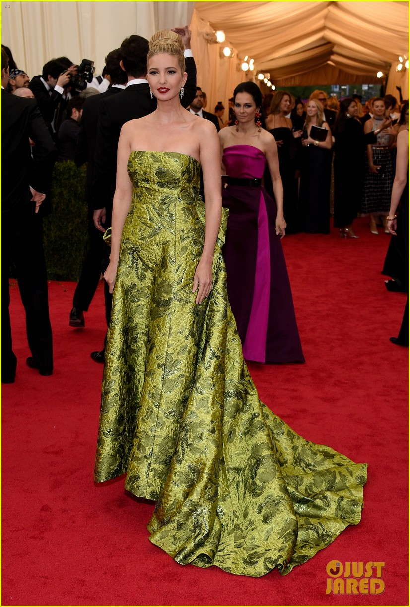 ivanka trump met ball 2014 03