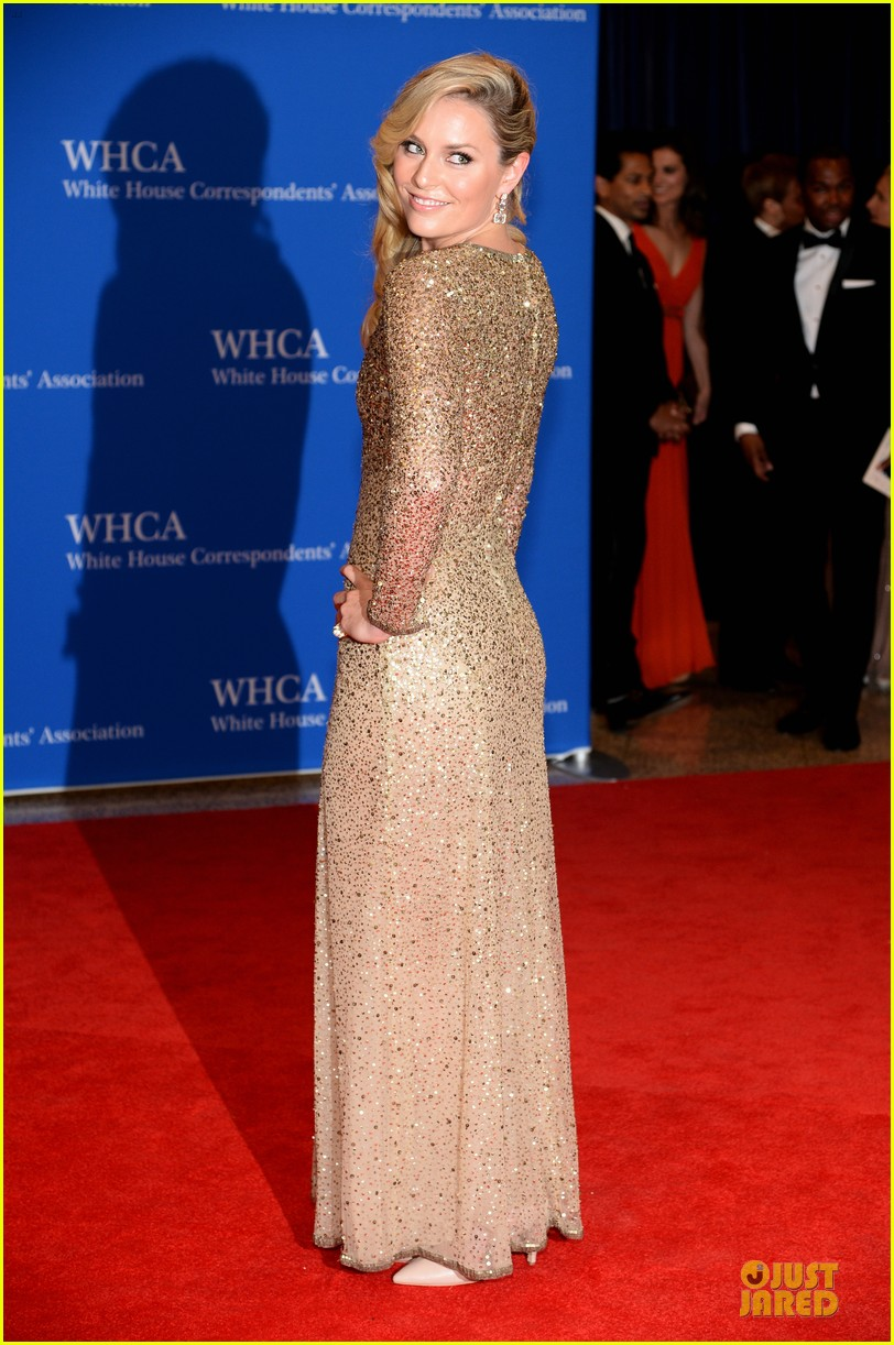 lindsay vonn tim tebow white house correspondents dinner 2014 083104807