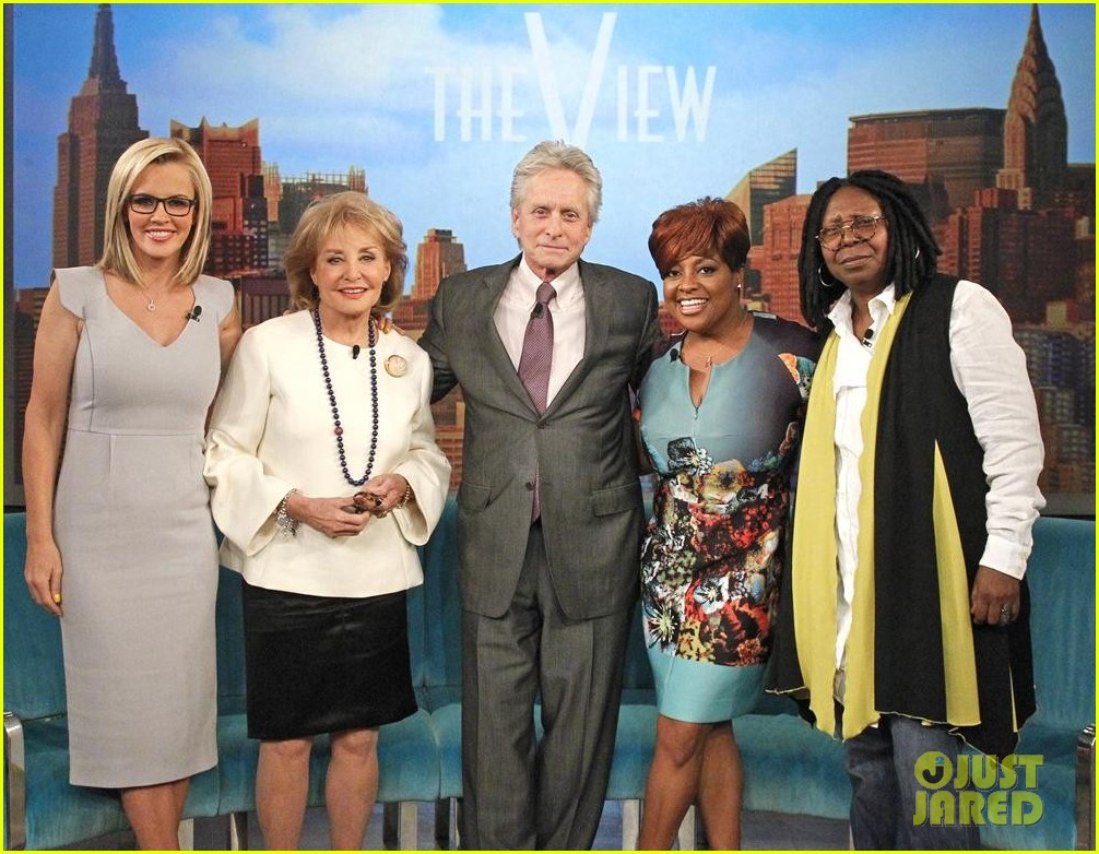 barbara walters final view episode brings out newscasters 053115044