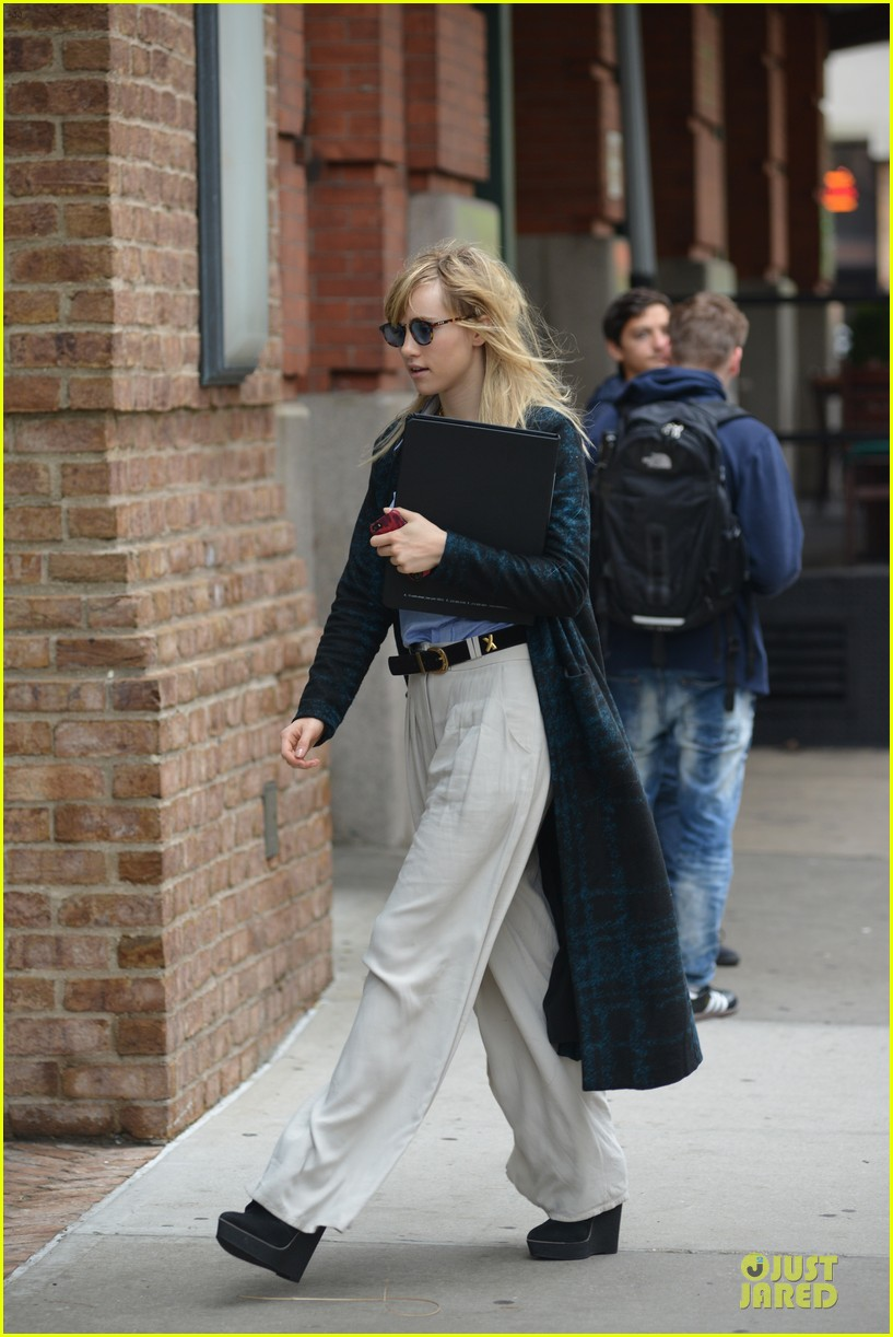 suki waterhouse wedding while prepping for met 173109758