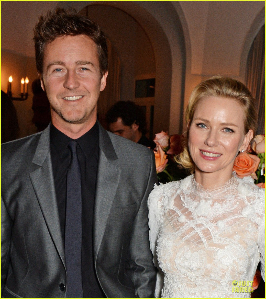 naomi watts edward norton reunite at cannes 02