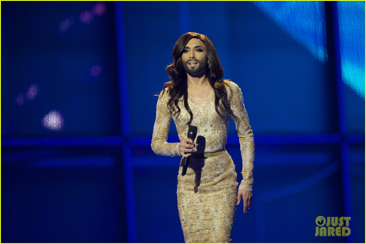 conchita wurst bearded drag queen wins eurovision 12