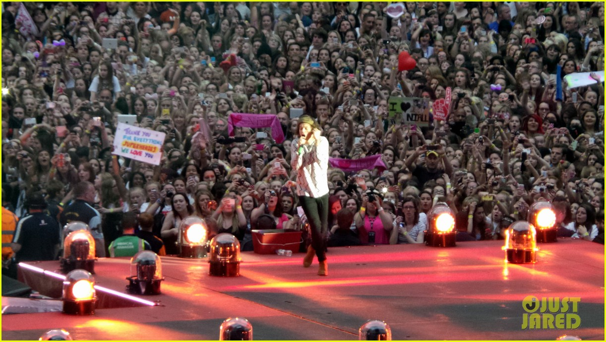 one direction wembley performance june 08