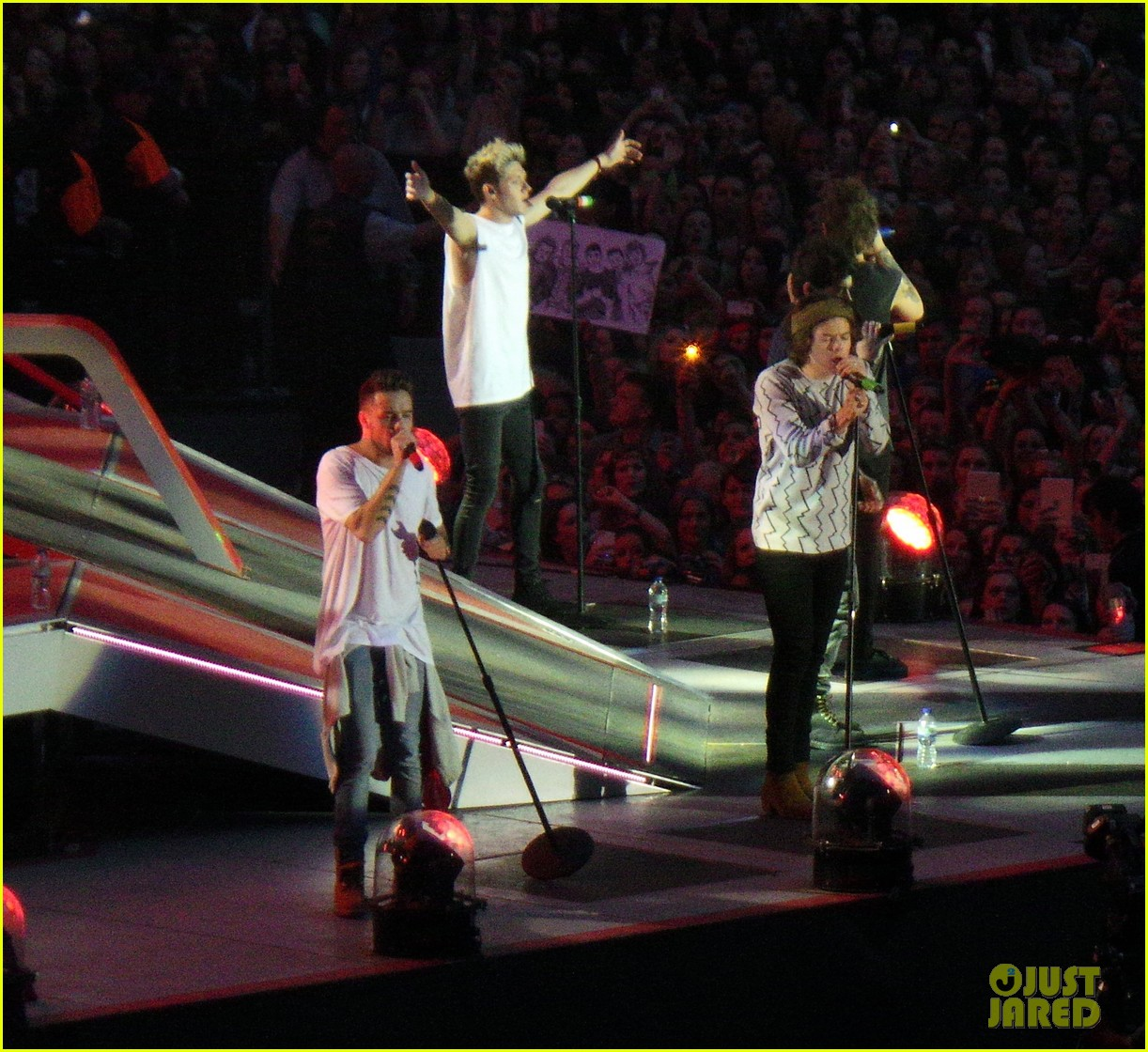 one direction wembley performance june 14