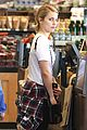 dianna agron erewhon juice boxing fan 11