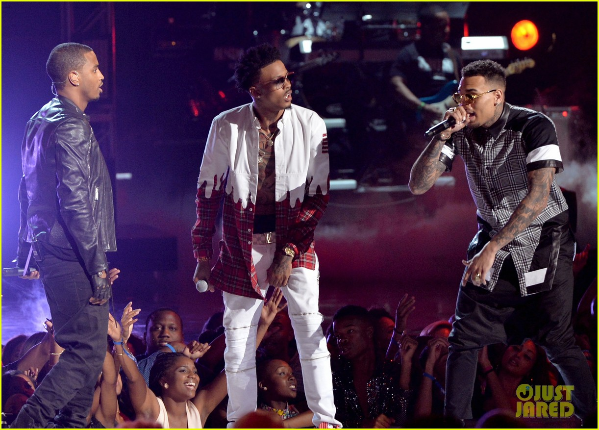 august alsina bet awards 2014 053146478
